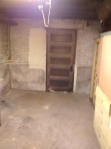 Basement Before Door to Under Porch