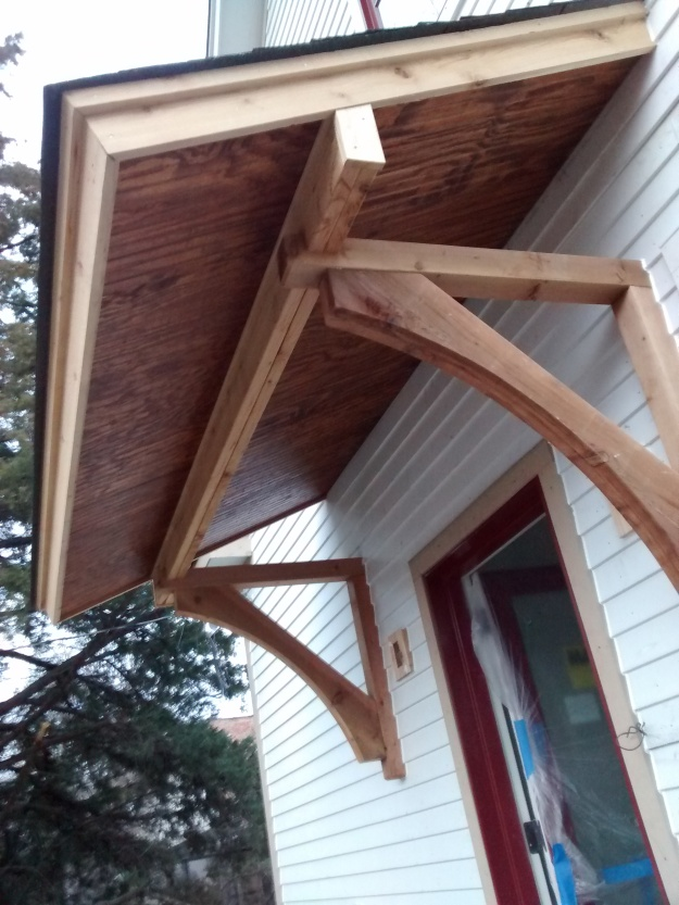 Back Porch Ceiling