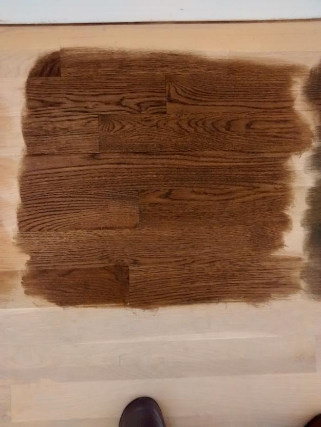 Dark-walnut-stain-white-oak-flooring