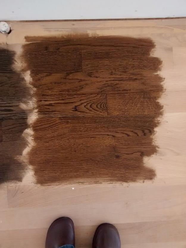 White-oak-Jacobean-stained-flooring
