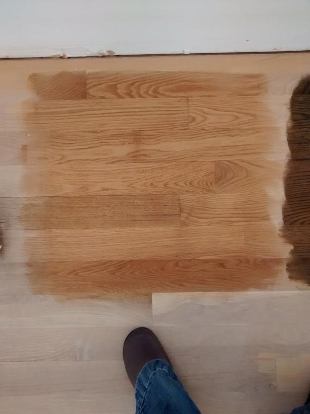 Natural-Stain-White Oak-flooring