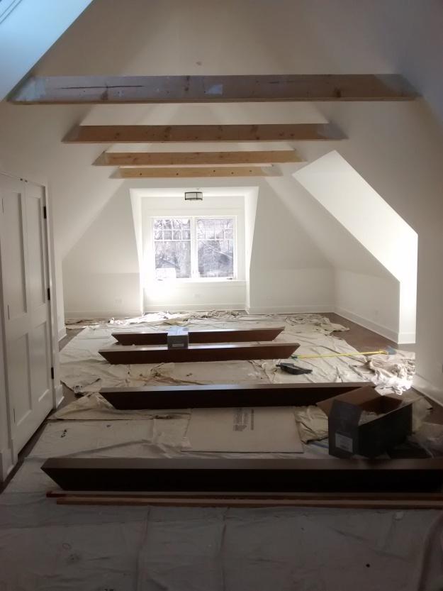 Master Bedroom Bungalow Addition Dormers Interior Design