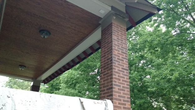 Bungalow Roof Rafter Tails