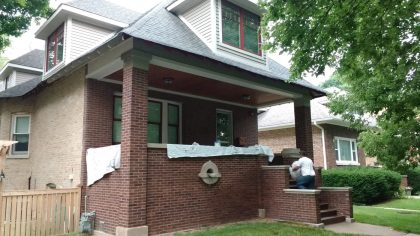 Bungalow with Second Story Addition