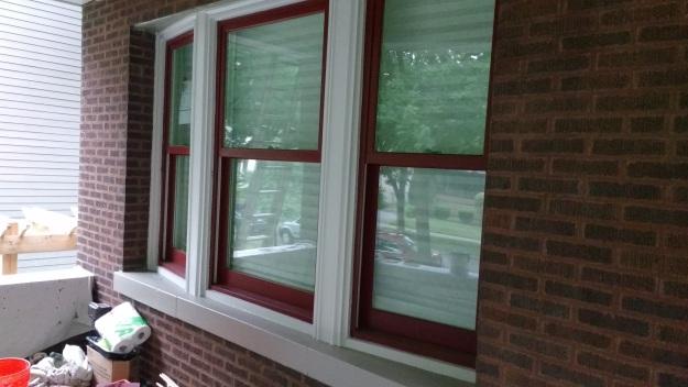Exterior Bay Window